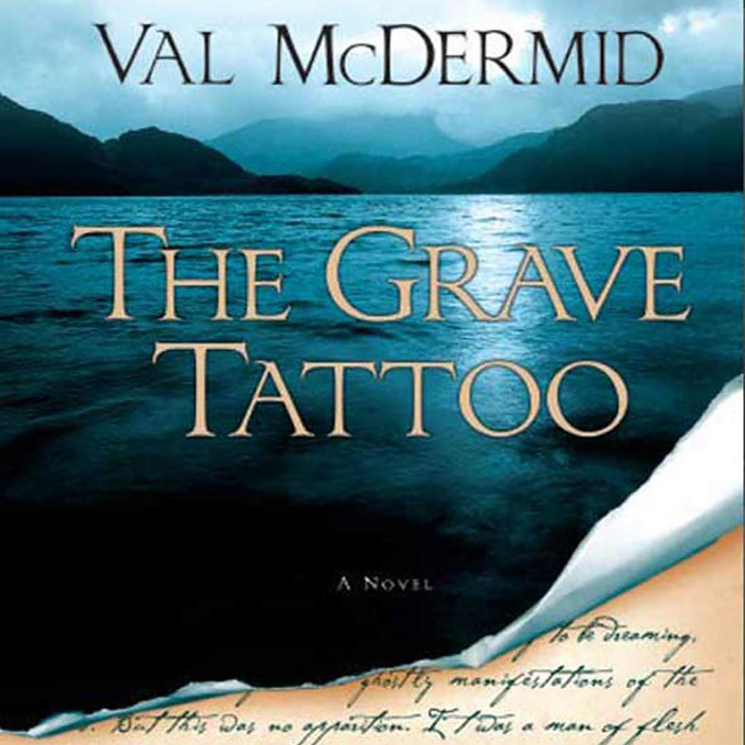 Printable The Grave Tattoo Audiobook Cover Art