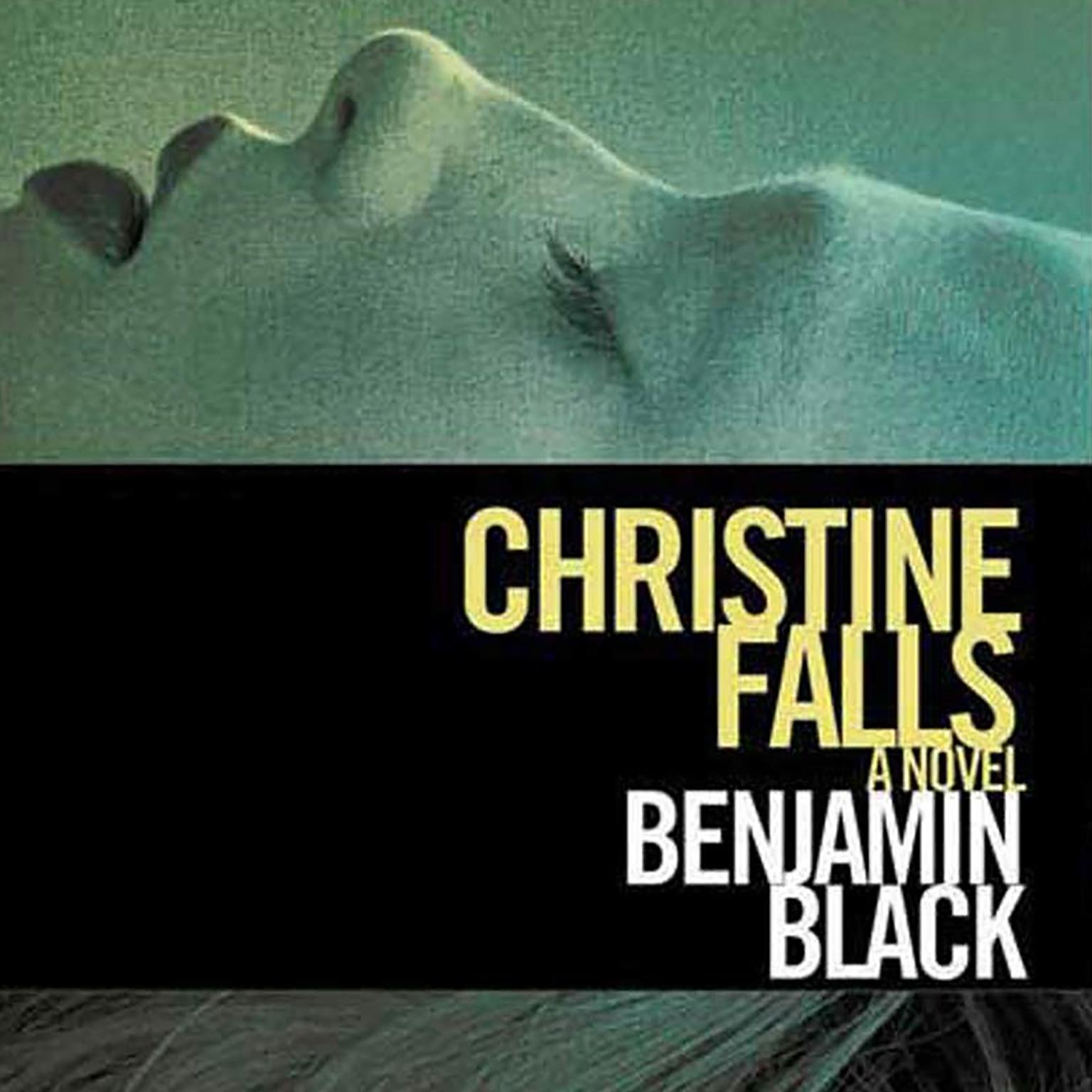 Printable Christine Falls: A Novel Audiobook Cover Art