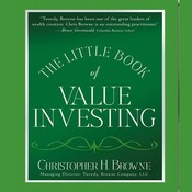 The Little Book of Value Investing, by Christopher Browne