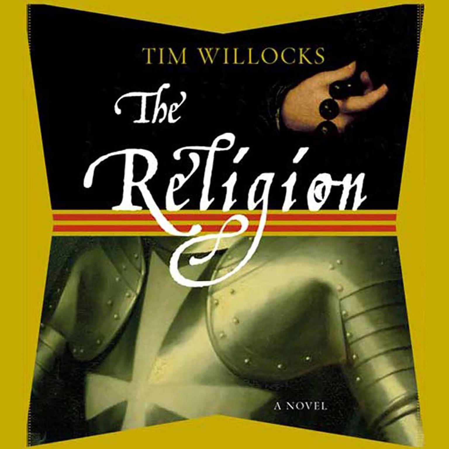 Printable The Religion: A Novel Audiobook Cover Art