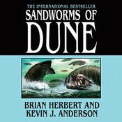 Sandworms of Dune Audiobook, by Kevin J. Anderson, Brian Herbert