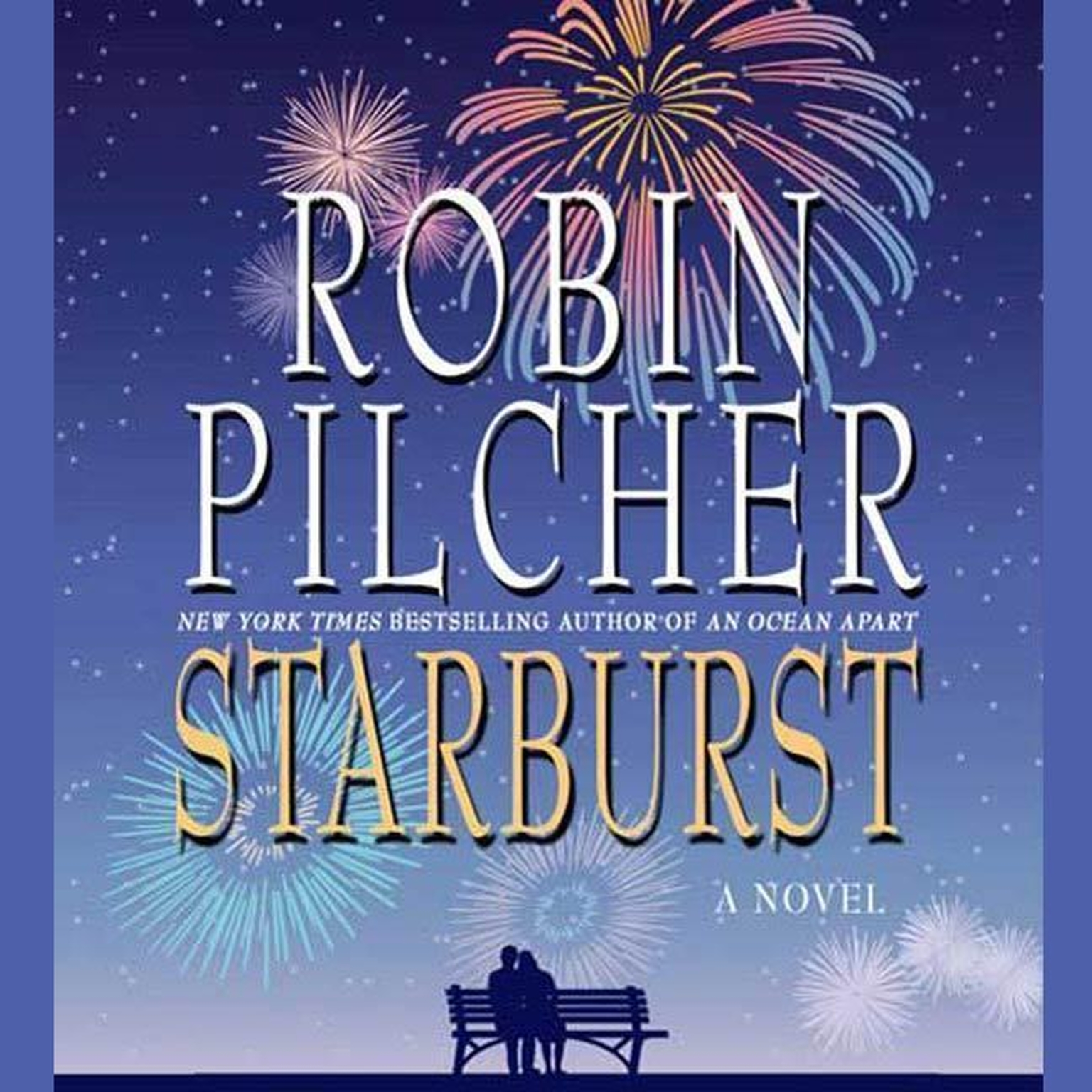 Printable Starburst: A Novel Audiobook Cover Art