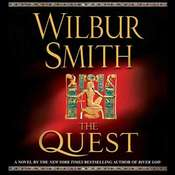 The Quest: A Novel of Ancient Egypt Audiobook, by Wilbur Smith