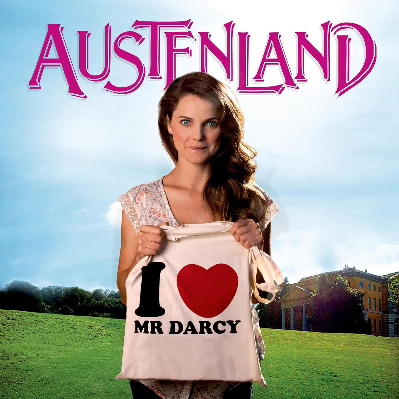 Printable Austenland: A Novel Audiobook Cover Art