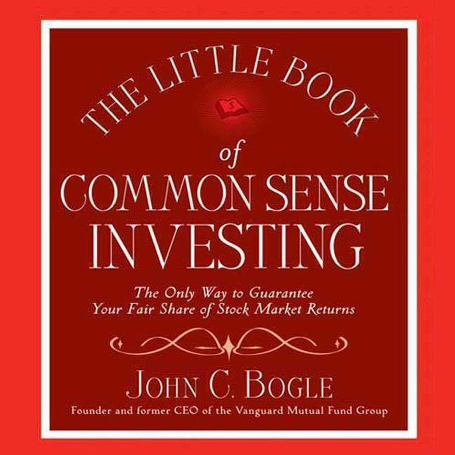 Printable The Little Book of Common Sense Investing Audiobook Cover Art