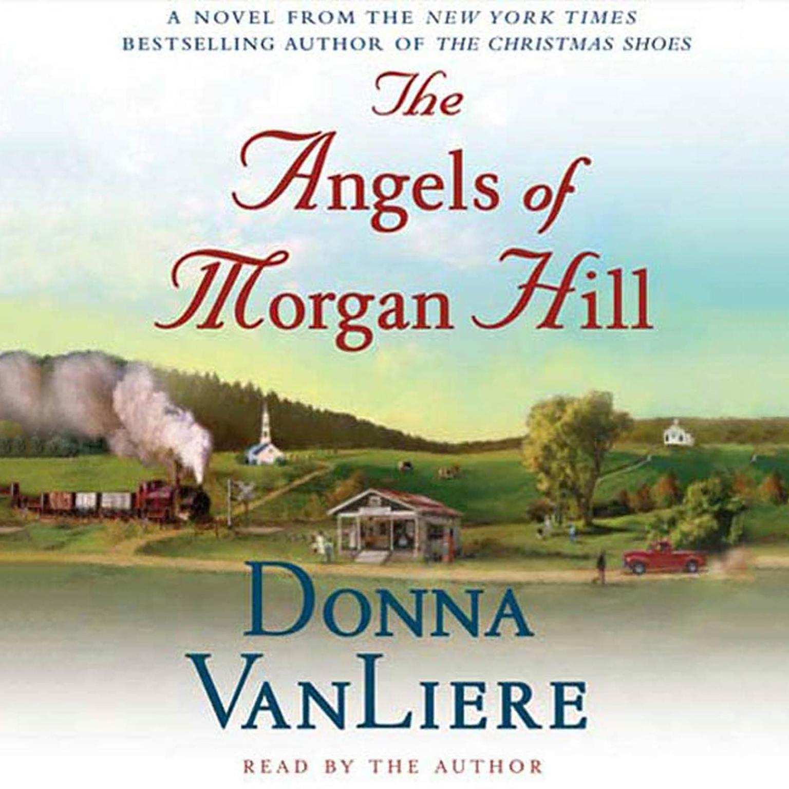 Printable The Angels of Morgan Hill Audiobook Cover Art