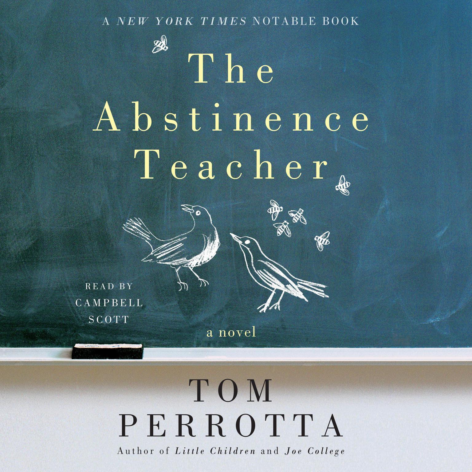 Printable The Abstinence Teacher: A Novel Audiobook Cover Art