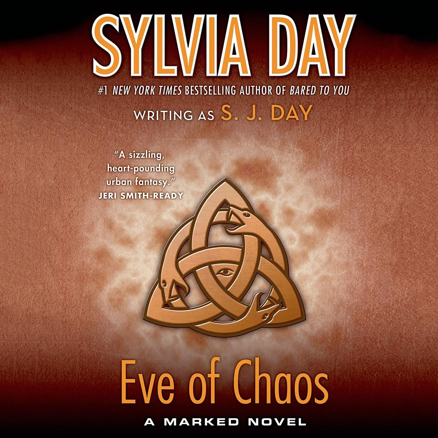 Printable Eve of Chaos: A Marked Novel Audiobook Cover Art