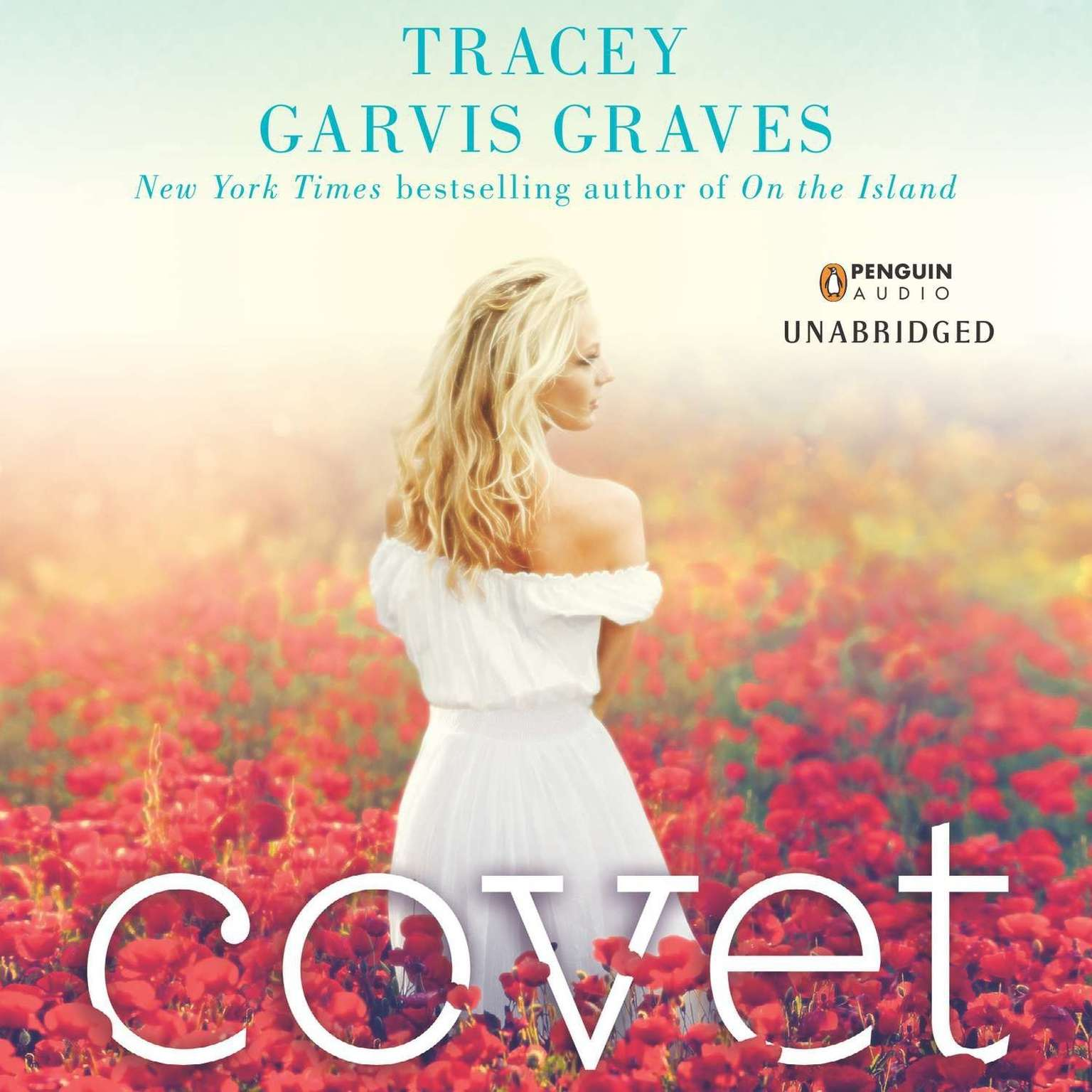 Printable Covet Audiobook Cover Art