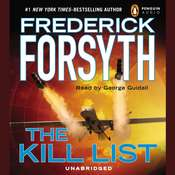 The Kill List Audiobook, by Frederick Forsyth