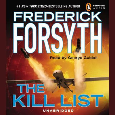 The Kill List Audiobook, by Frederick Forsyth