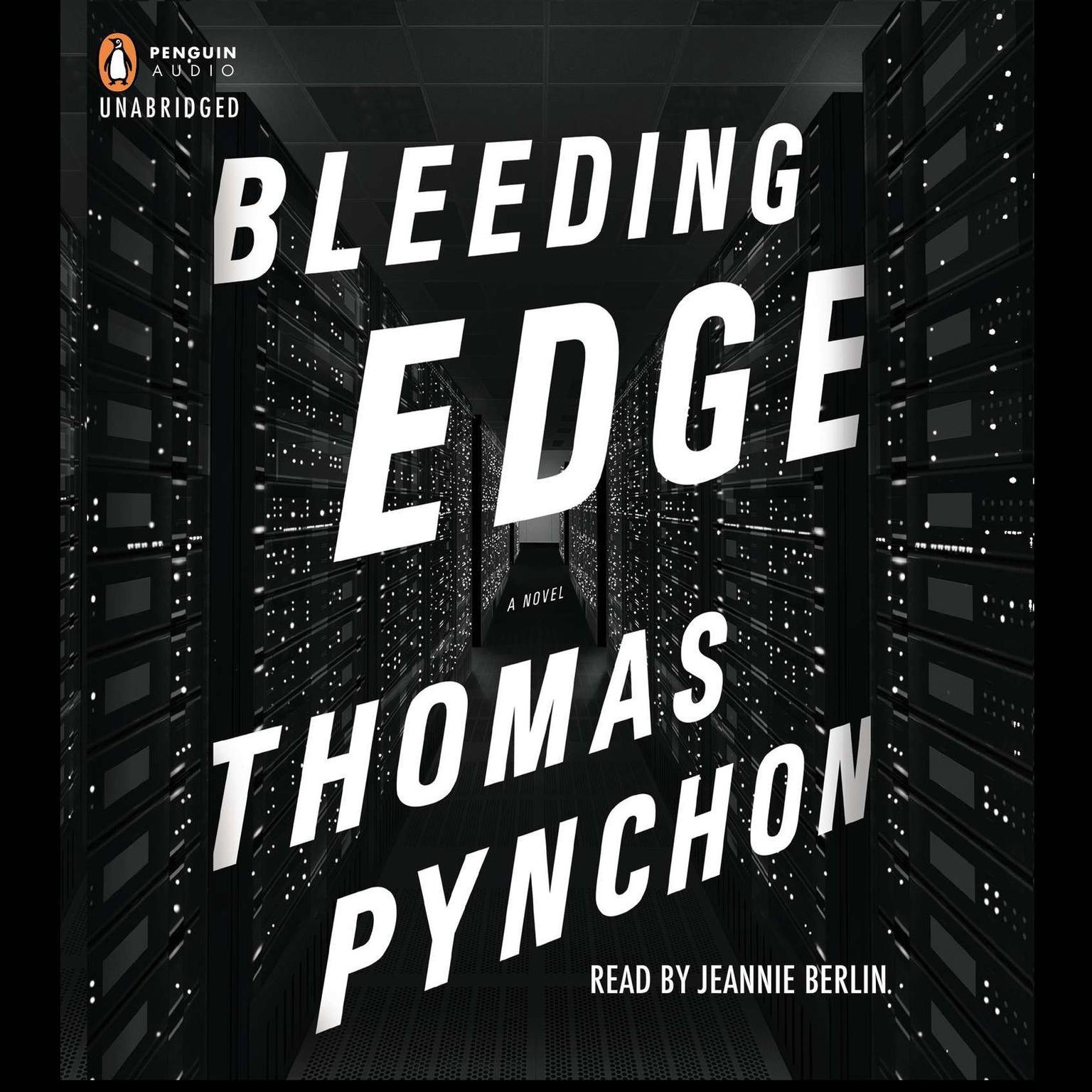 Printable Bleeding Edge Audiobook Cover Art