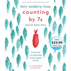 Counting by 7s Audiobook, by Holly Goldberg Sloan
