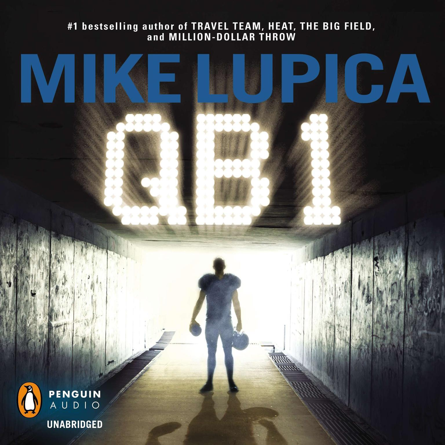 Printable QB 1 Audiobook Cover Art