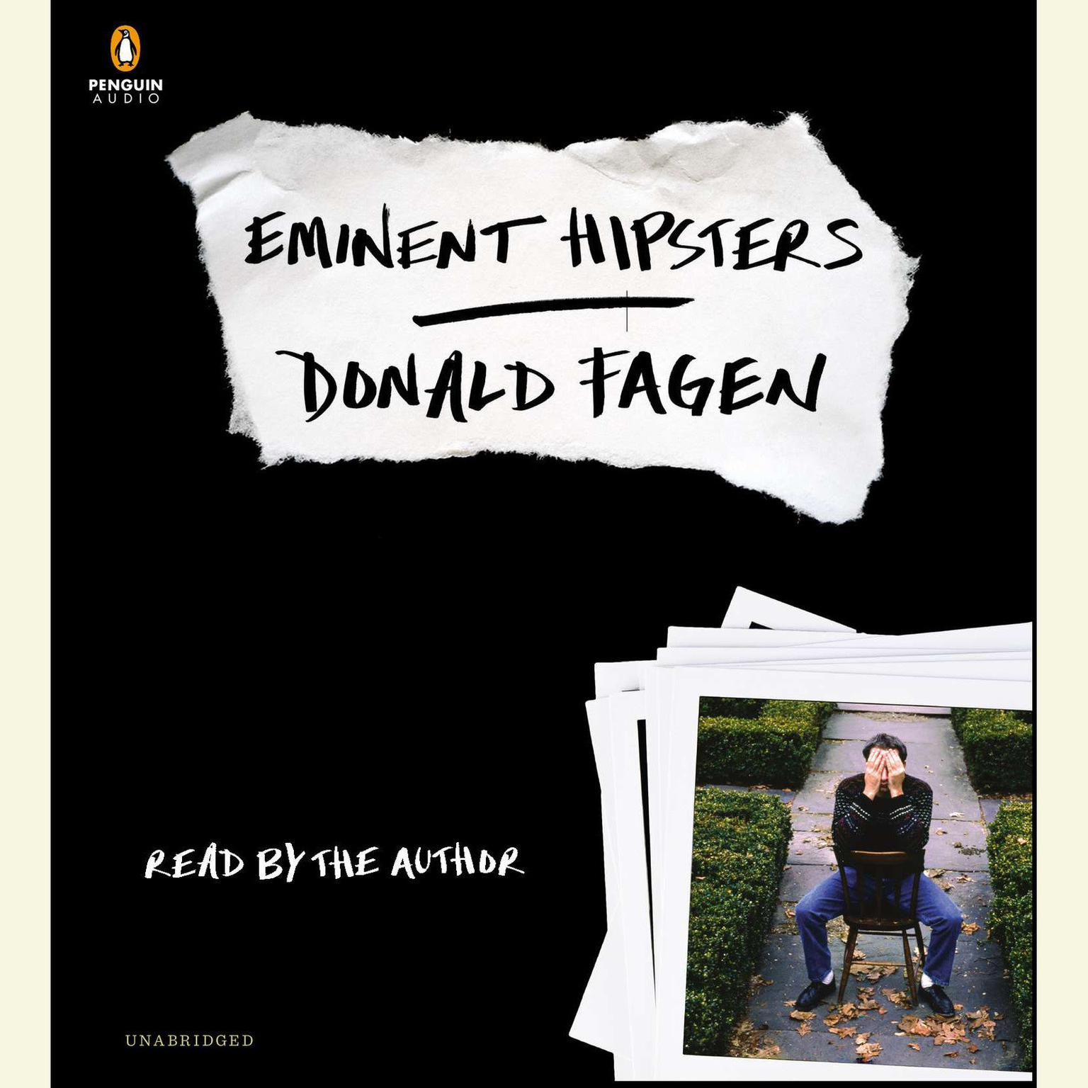 Printable Eminent Hipsters Audiobook Cover Art