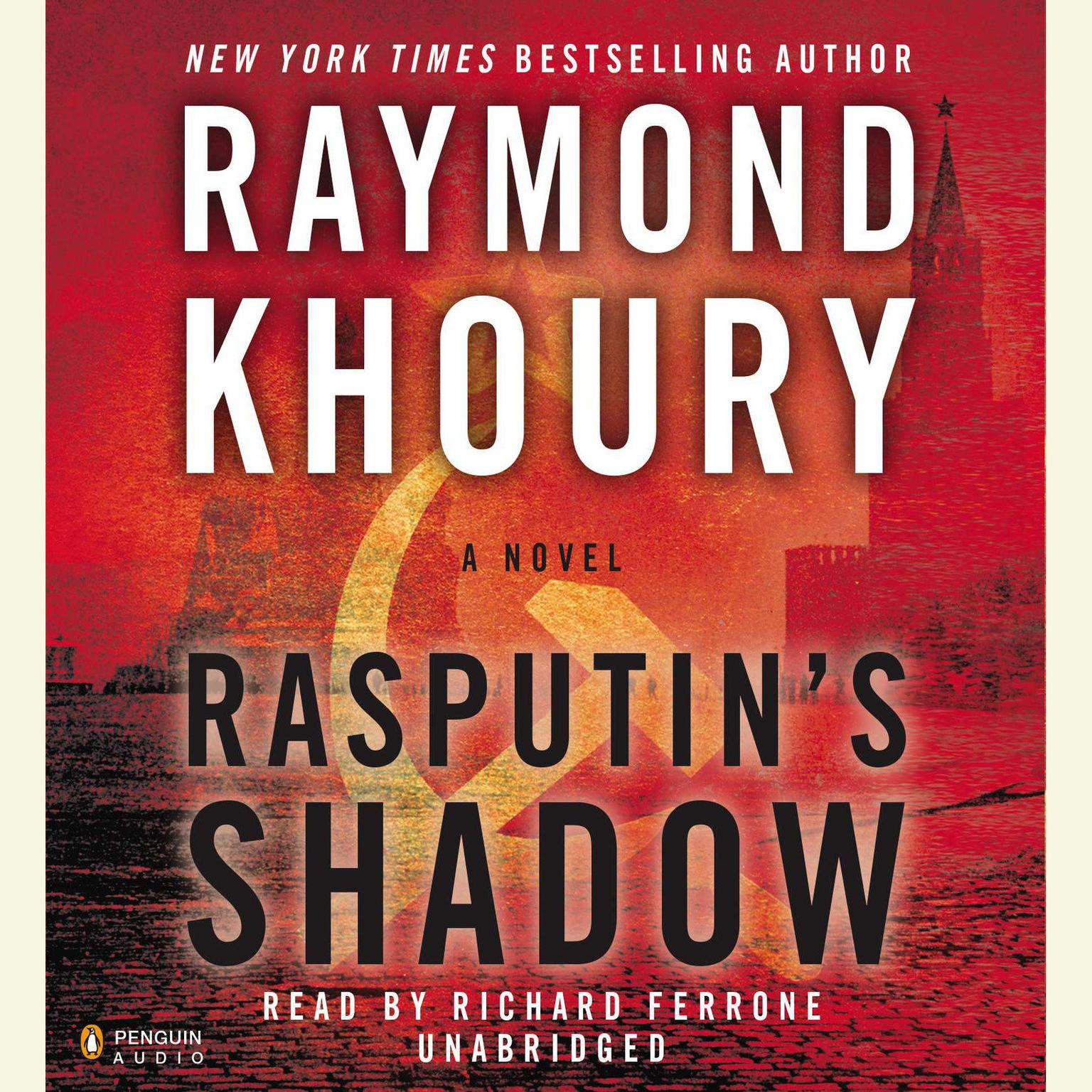 Printable Rasputin's Shadow Audiobook Cover Art