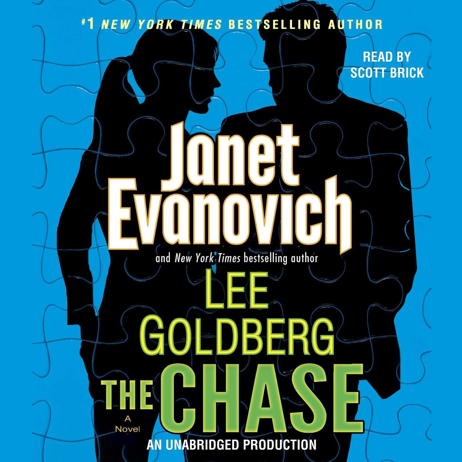 Printable The Chase: A Novel Audiobook Cover Art