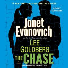 The Chase: A Novel Audiobook, by Janet Evanovich, Lee Goldberg