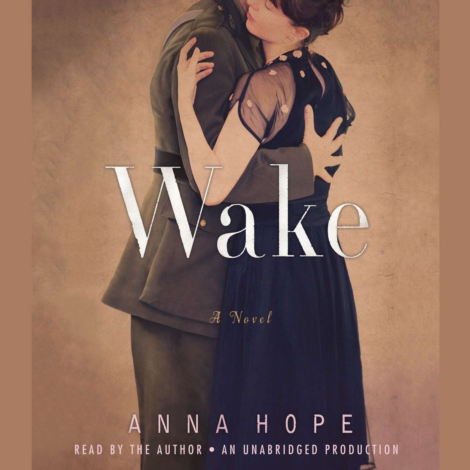 Printable Wake: A Novel Audiobook Cover Art