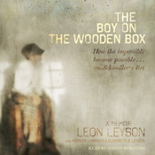 The Boy on the Wooden Box Audiobook, by Leon Leyson