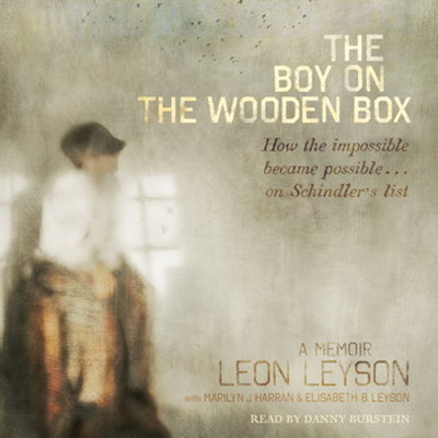Printable The Boy on the Wooden Box Audiobook Cover Art