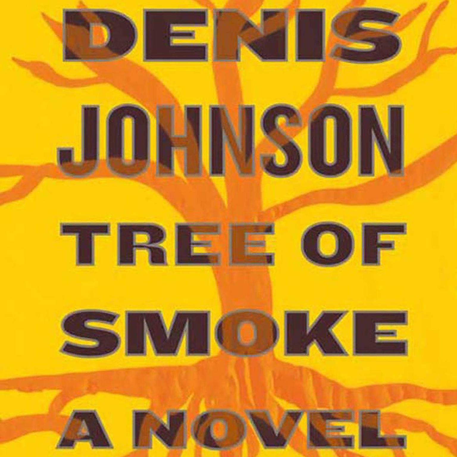 Printable Tree of Smoke: A Novel Audiobook Cover Art