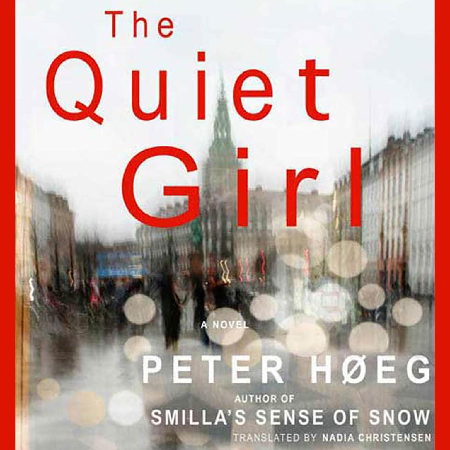 Printable The Quiet Girl: A Novel Audiobook Cover Art