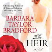The Heir Audiobook, by Barbara Taylor Bradford