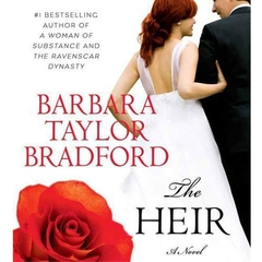 The Heir: A Novel Audiobook, by Barbara Taylor Bradford