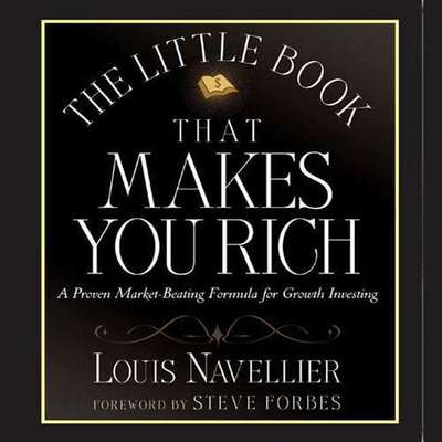The Little Book That Makes You Rich: A Proven Market-Beating Formula for Growth Investing Audiobook, by
