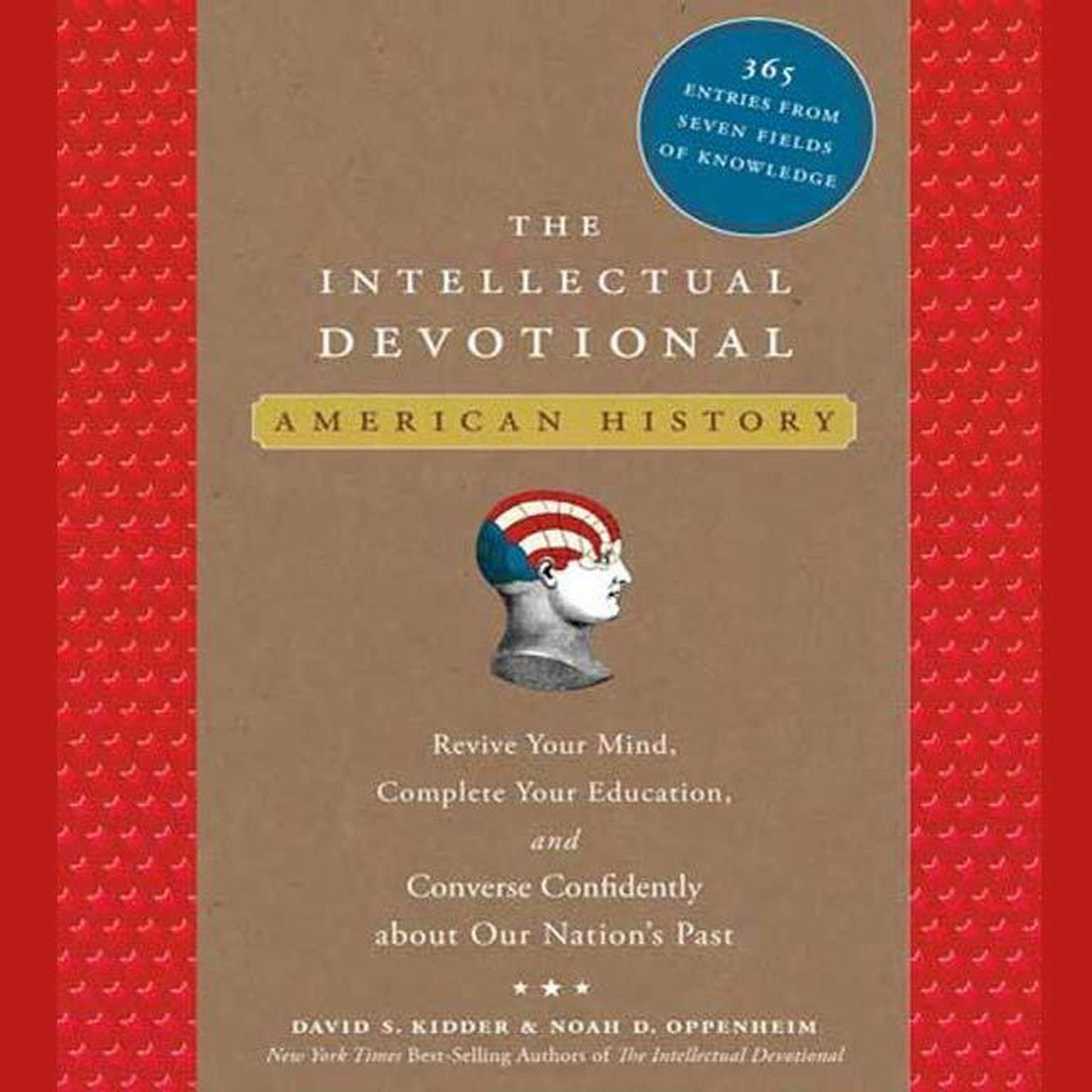 Printable The Intellectual Devotional: American History Audiobook Cover Art