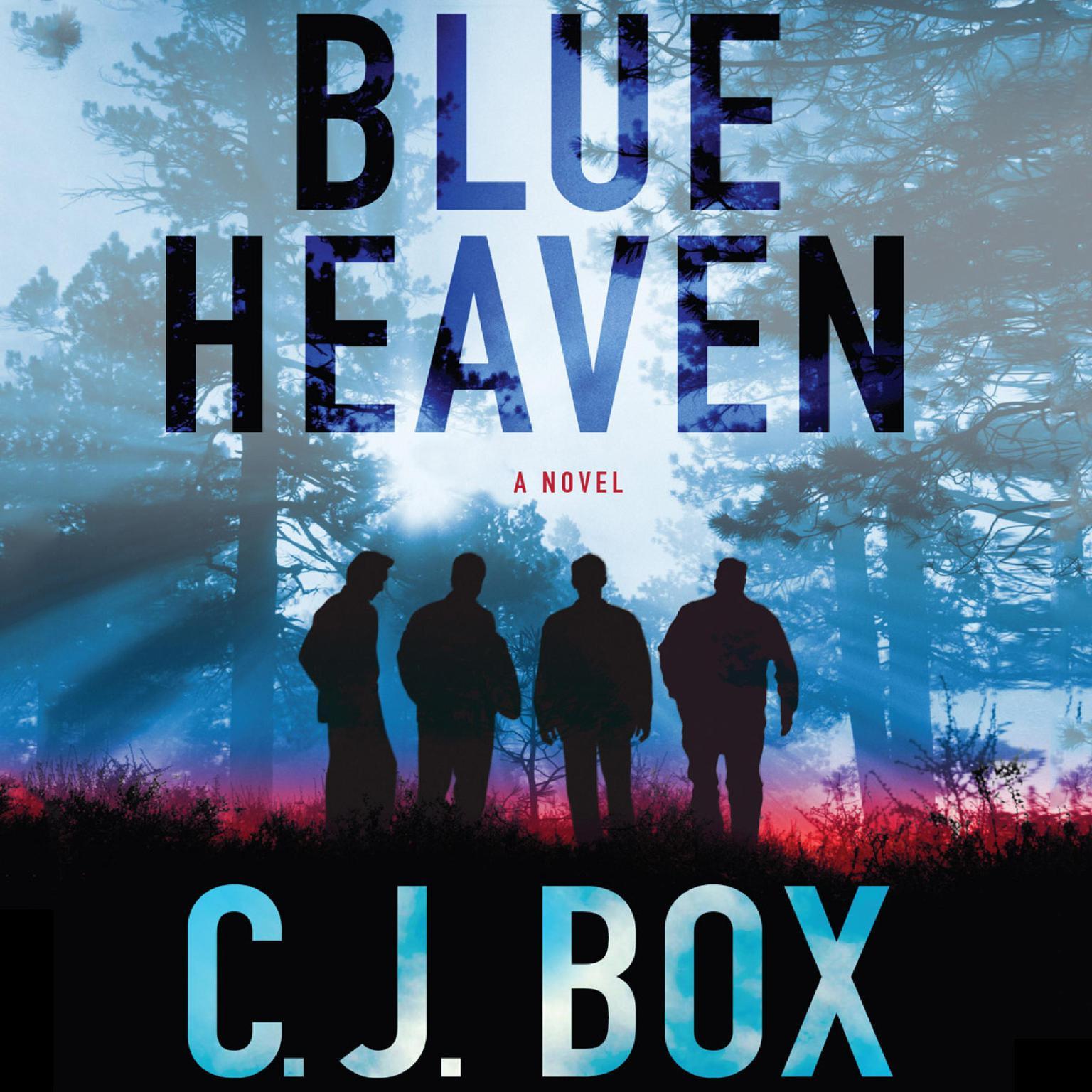 Printable Blue Heaven: A Novel Audiobook Cover Art