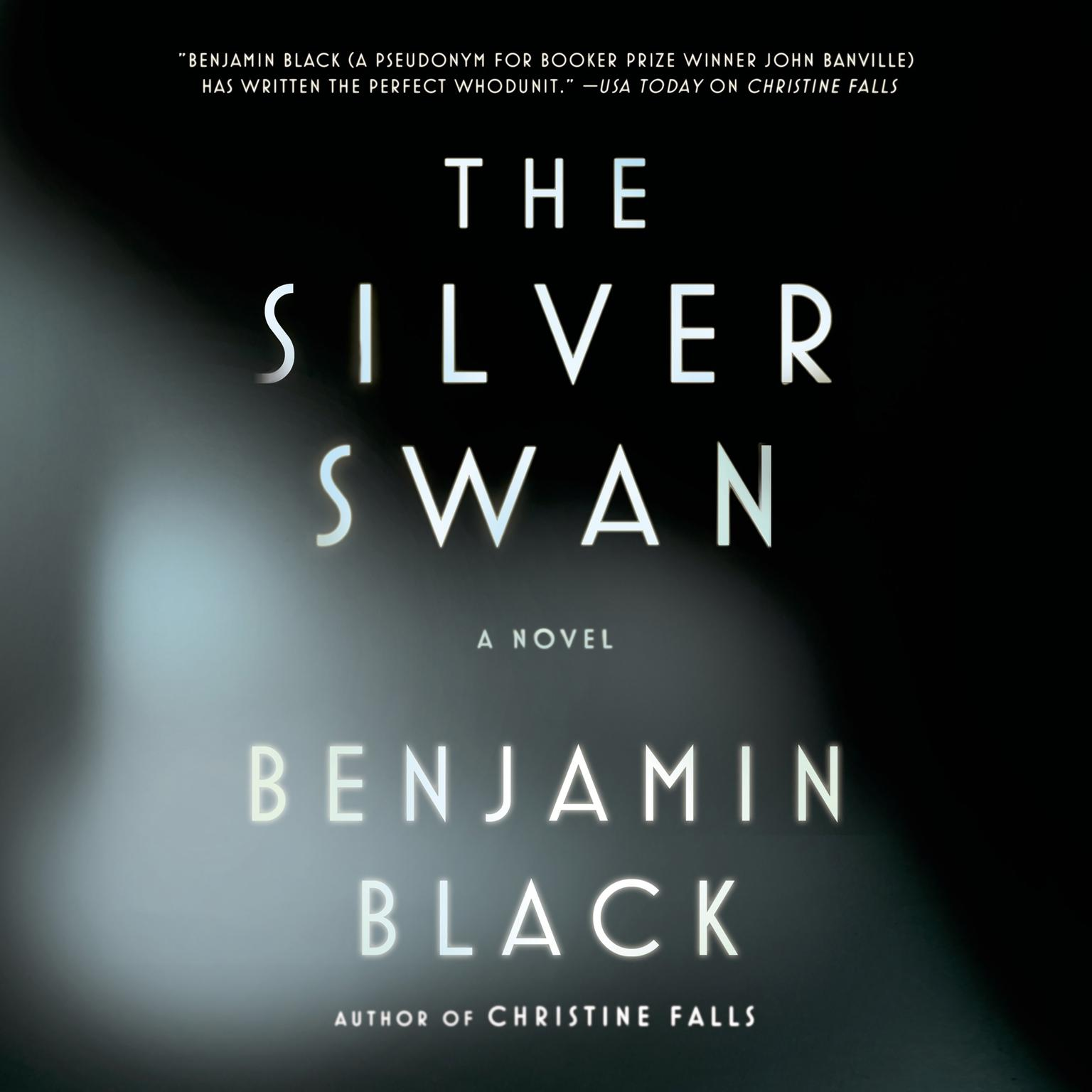 Printable The Silver Swan: A Novel Audiobook Cover Art