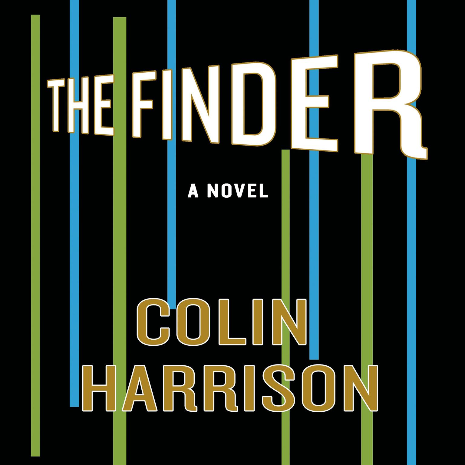 Printable The Finder: A Novel Audiobook Cover Art