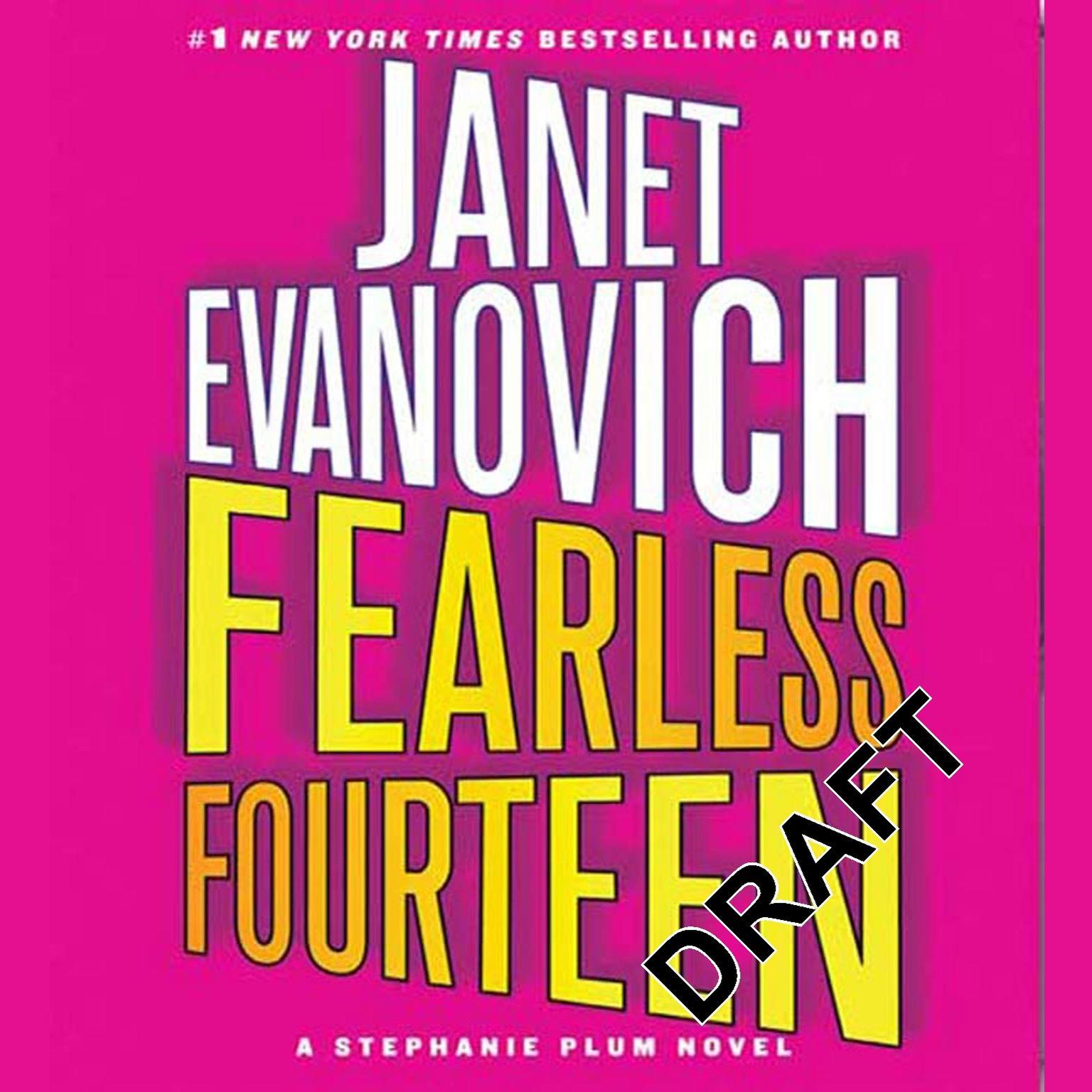 Printable Fearless Fourteen: A Stephanie Plum Novel Audiobook Cover Art