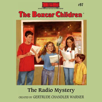 The Radio Mystery Audiobook, by Gertrude Chandler Warner