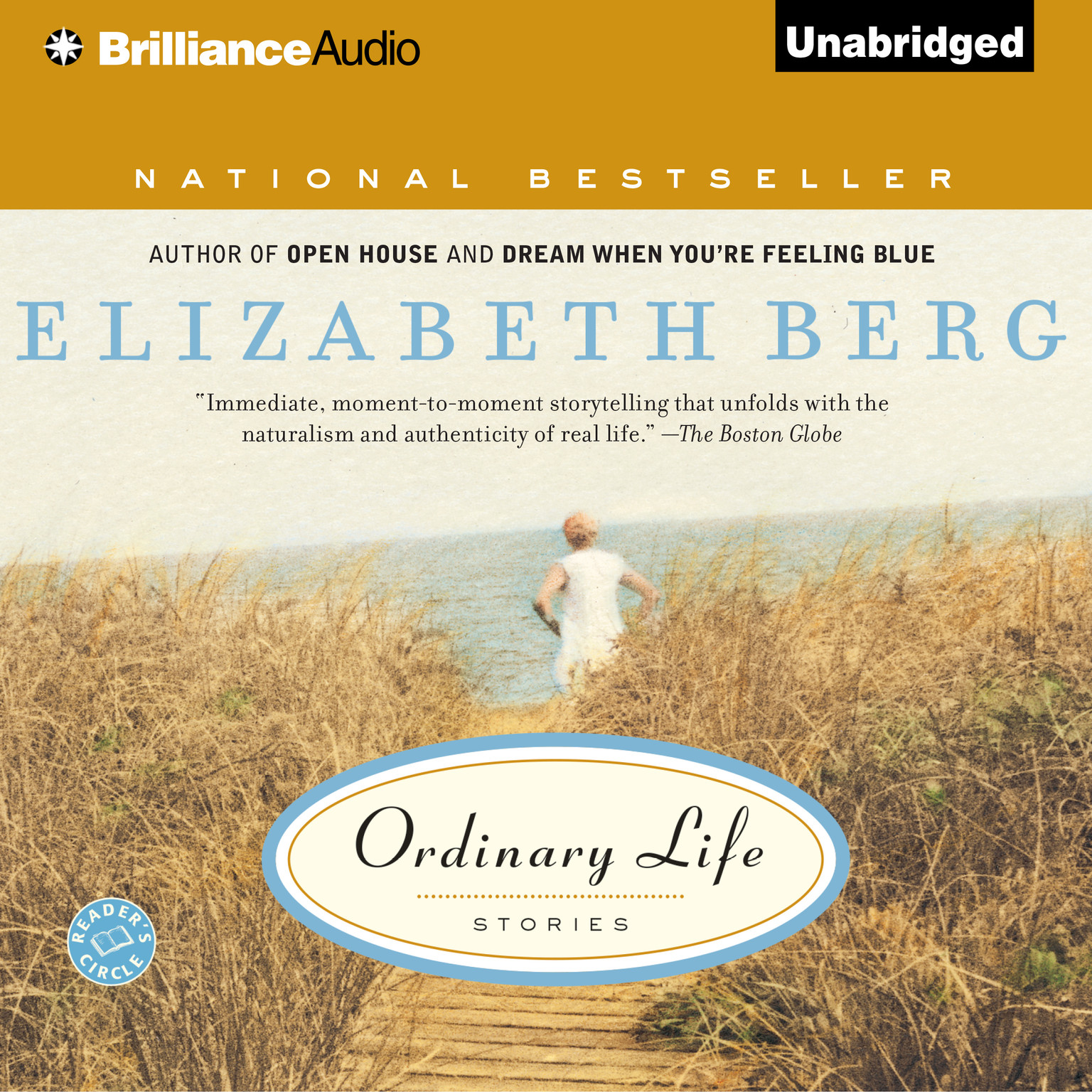 Printable Ordinary Life: Stories Audiobook Cover Art