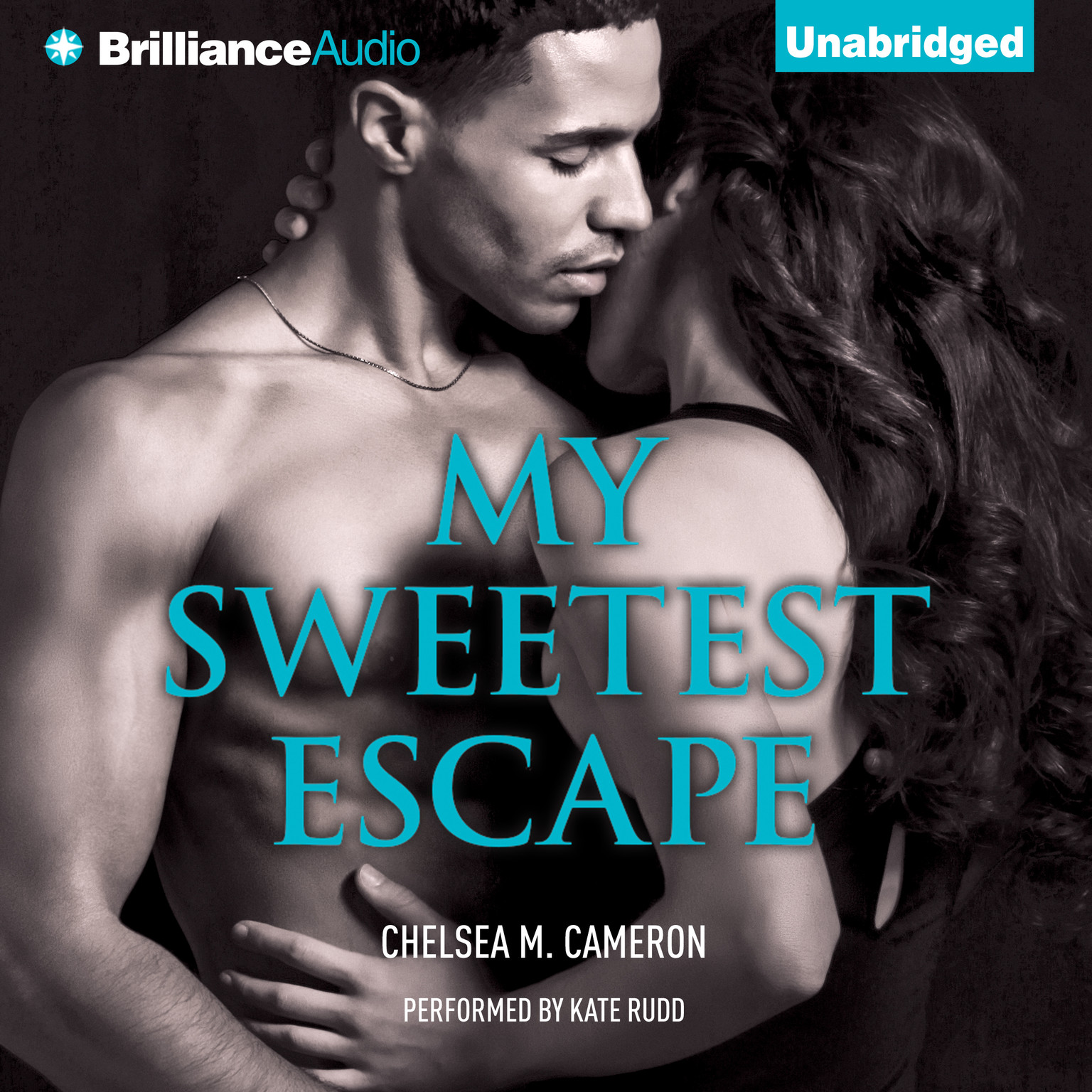 Printable My Sweetest Escape Audiobook Cover Art