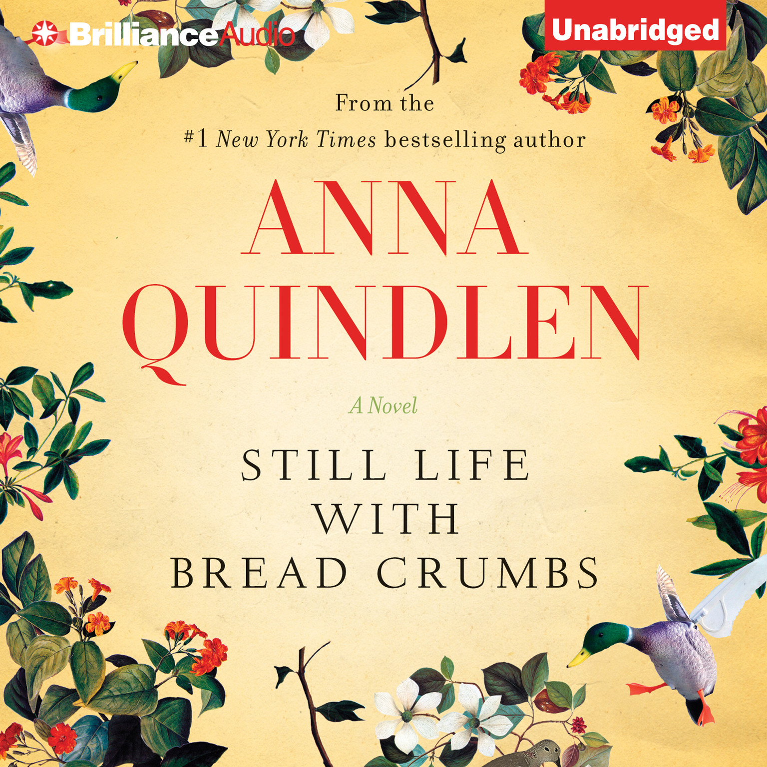 Printable Still Life with Bread Crumbs: A Novel Audiobook Cover Art