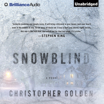 Snowblind Audiobook, by Christopher Golden