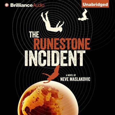 The Runestone Incident Audiobook, by Neve Maslakovic