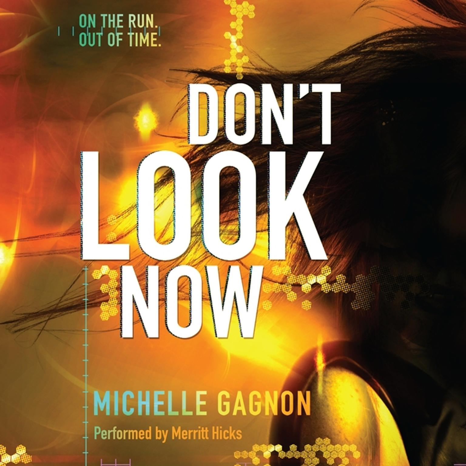 Printable Don't Look Now Audiobook Cover Art
