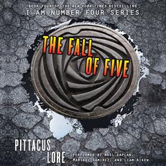 The Fall of Five Audiobook, by Pittacus Lore