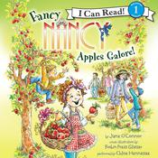 Fancy Nancy: Apples Galore! Audiobook, by Jane O'Connor