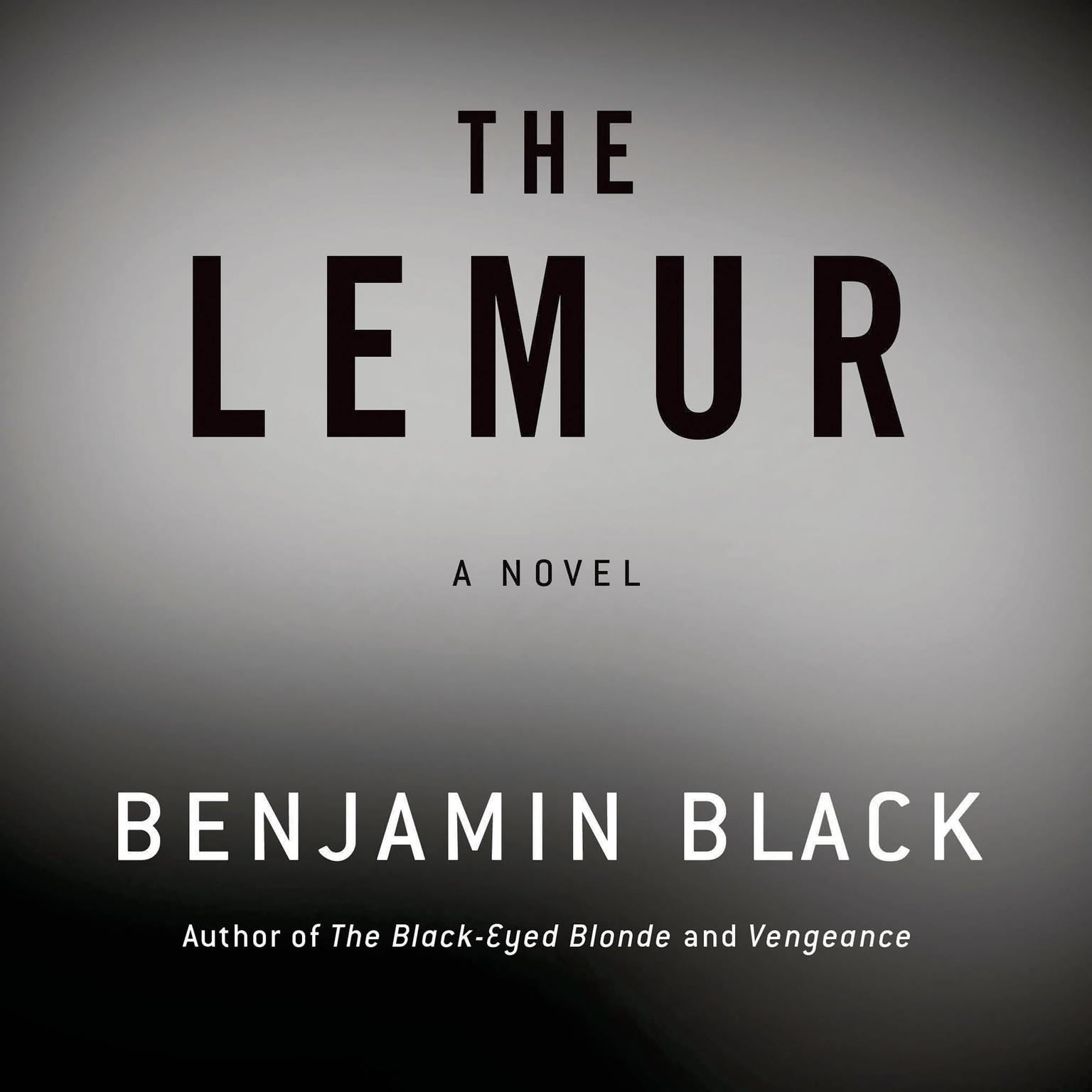 Printable The Lemur: A Novel Audiobook Cover Art