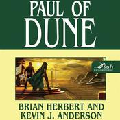 Paul of Dune Audiobook, by Brian Herbert, Kevin J. Anderson