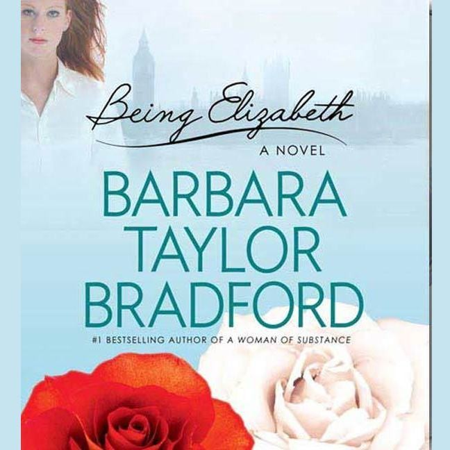 Printable Being Elizabeth: A Novel Audiobook Cover Art