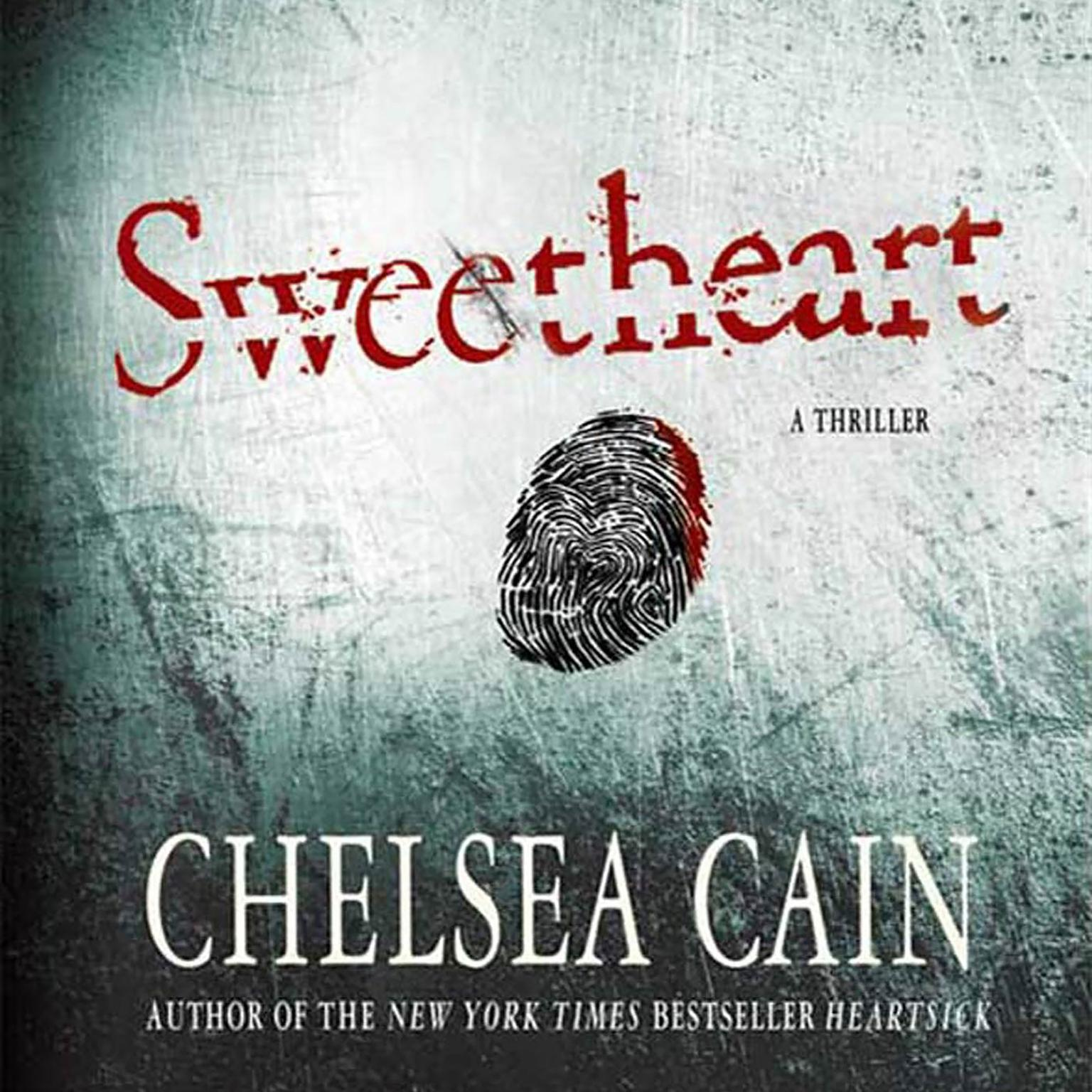 Printable Sweetheart Audiobook Cover Art