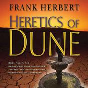 Heretics of Dune Audiobook, by Frank Herbert