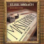 Masterpiece Audiobook, by Elise Broach, Eli Brown